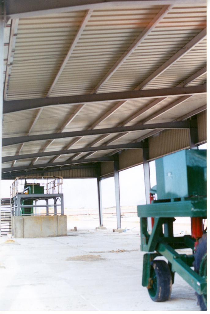 السقف-المعدنى-فى-البناء